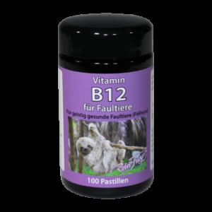 Vitamin B12-Pastillen von Robert Franz